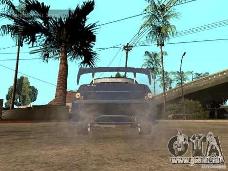 LADA 21103 rue Edition pour GTA San Andreas sur la vue arrière gauche