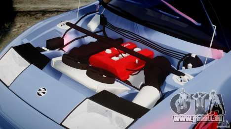 Nissan 300 ZX 1994 v1.0 für GTA 4 Seitenansicht
