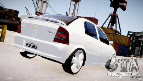 Chevrolet Astra Advantage 2009 pour GTA 4 est un droit
