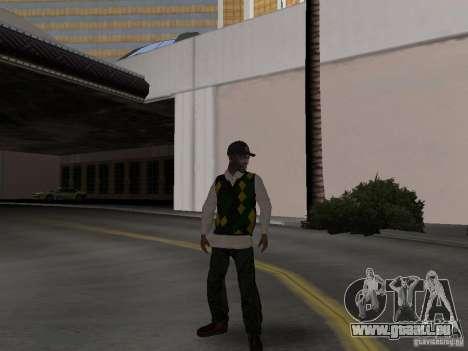 New Sweet pour GTA San Andreas troisième écran