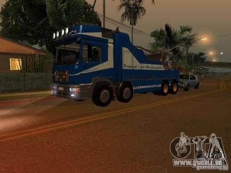 MAN F2000 (mit CLEO-Skript) für GTA San Andreas