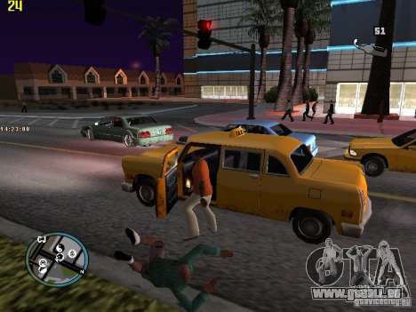 GTA IV  San andreas BETA für GTA San Andreas fünften Screenshot