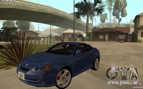 Hyundai Tiburon Jc2 pour GTA San Andreas
