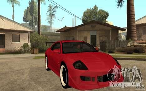 Mitsubishi Eclipse 2003 V1.0 pour GTA San Andreas vue arrière