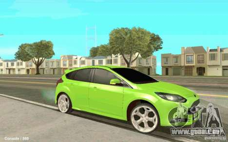 Ford Focus pour GTA San Andreas