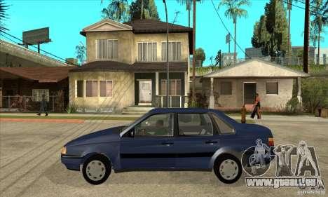 Volkswagen Passat B3 Stock pour GTA San Andreas laissé vue