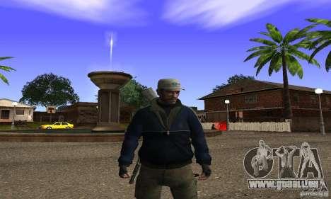 Grove Street v1.0 pour GTA San Andreas