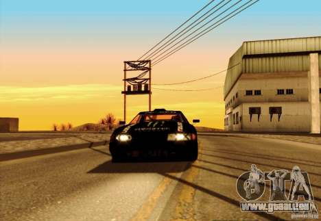 ENBSeries FS by FLaGeR v 1.0 für GTA San Andreas her Screenshot