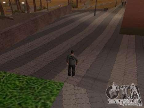 HD Santa Maria Beach für GTA San Andreas siebten Screenshot