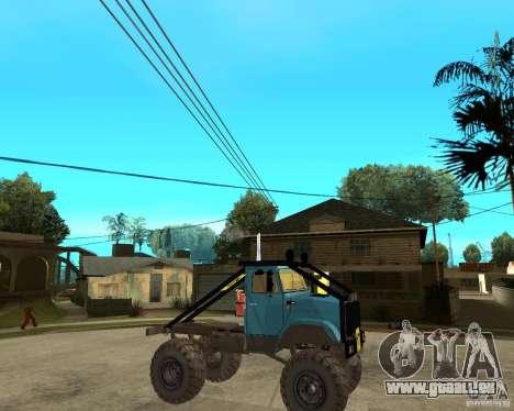 ZIL 4421-RALLYE für GTA San Andreas rechten Ansicht