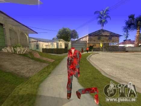 Chainsaw Massacre v. 2.0 für GTA San Andreas zweiten Screenshot
