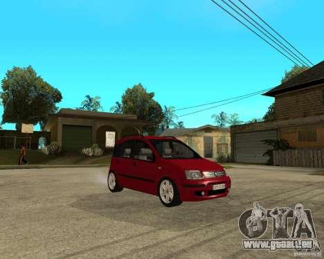 2004 Fiat Panda v.2 für GTA San Andreas rechten Ansicht