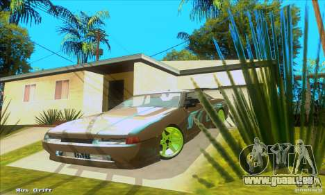 Elegy for the clan GSD pour GTA San Andreas