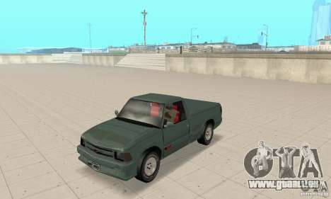 Chevrolet SS10 1994-1995 pour GTA San Andreas