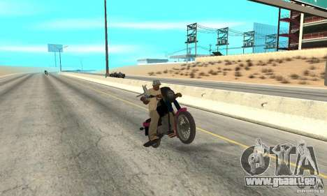 ZID Owl 175 v 2.0 pour GTA San Andreas