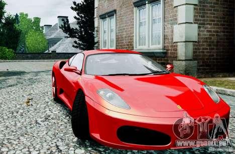 Ferrari F430 pour GTA 4 est un droit