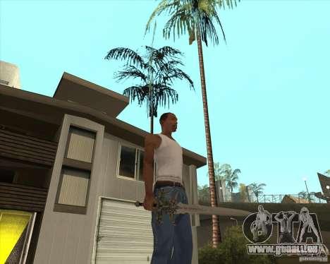 Frost morn pour GTA San Andreas deuxième écran