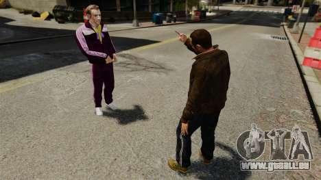 Beleidigung für GTA 4 dritte Screenshot