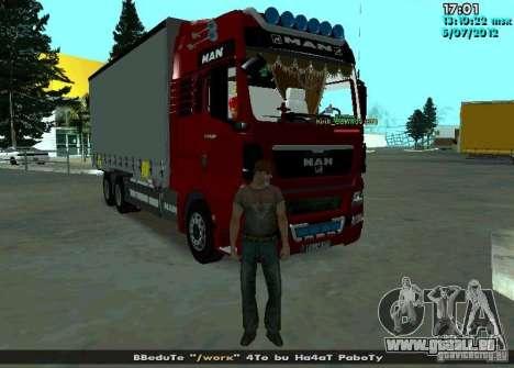 MAN TGL für GTA San Andreas rechten Ansicht