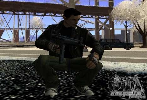 Neue Animationen 2012 für GTA San Andreas dritten Screenshot