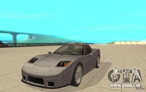 Coquette de GTA 4 pour GTA San Andreas