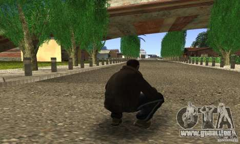 Grove street Final für GTA San Andreas zweiten Screenshot