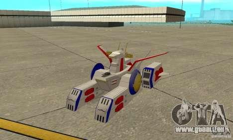 White Base 2 pour GTA San Andreas