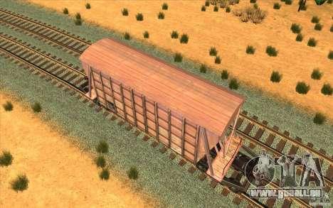 Hopper für GTA San Andreas rechten Ansicht