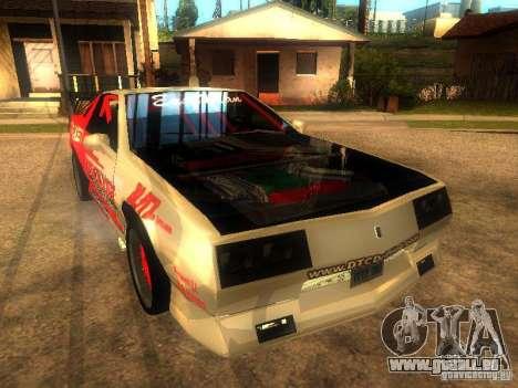 Buffalo DTM v2 pour GTA San Andreas