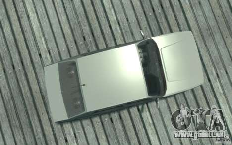 Alfa Romeo 75 für GTA 4 rechte Ansicht