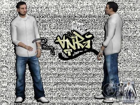 Pak-skins für GTA San Andreas fünften Screenshot