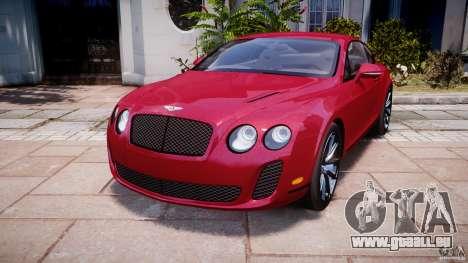 Bentley Continental SS v2.1 für GTA 4