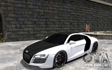 Audi R8 2008 Beta pour GTA 4