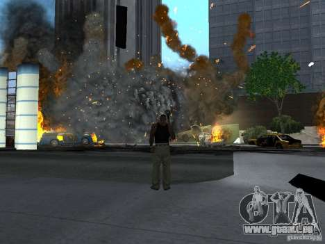 Overdose Effects v 1.4 pour GTA San Andreas