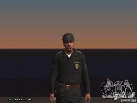 Sergeant PPP für GTA San Andreas