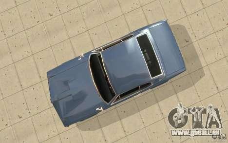 Hengst von GTA 4 für GTA San Andreas rechten Ansicht