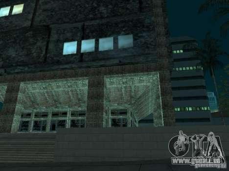 Nouveaux gratte-ciels de textures LS pour GTA San Andreas douzième écran
