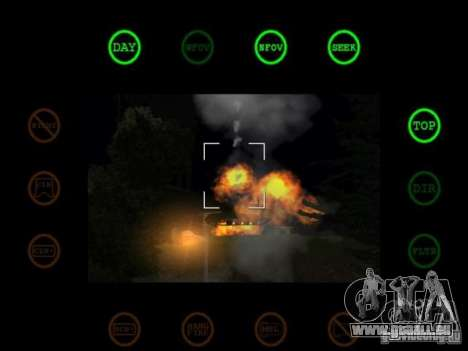 javelin and stinger mod für GTA San Andreas her Screenshot