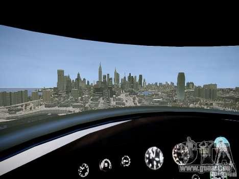 UFO-die erschreckende für GTA 4 Rückansicht