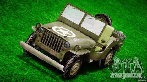 Jeep Willys [Final] für GTA 4