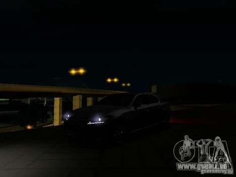 ENB Series by JudasVladislav v2.1 pour GTA San Andreas septième écran