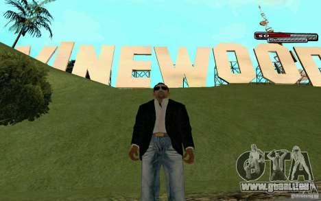 Russian Mafia pour GTA San Andreas cinquième écran