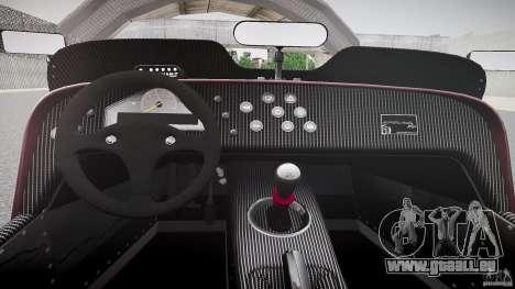 Caterham Superlight R500 [BETA] pour GTA 4 Vue arrière