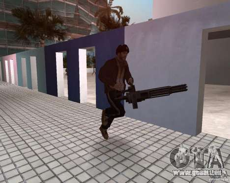 Niko Bellic im Ohr Klappen für GTA Vice City fünften Screenshot