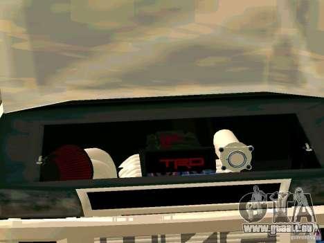 New Sultan v1.0 für GTA San Andreas Motor