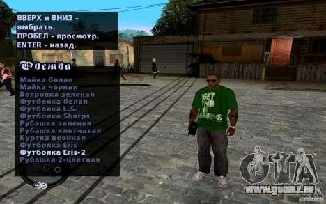 Neue CJ für GTA San Andreas siebten Screenshot