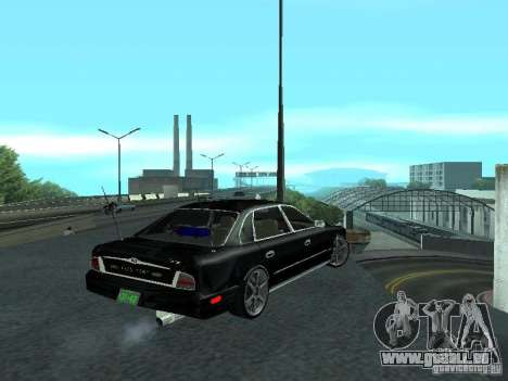 Nissan President JS pour GTA San Andreas vue de droite