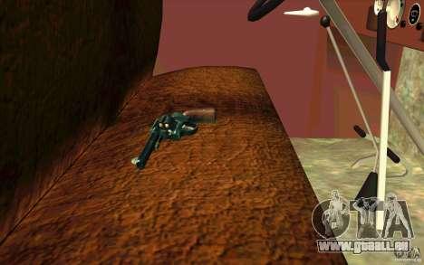 GAZ-AA für GTA San Andreas Seitenansicht
