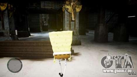 Bob l'éponge pour GTA 4 quatrième écran