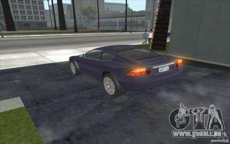 F620 von GTA TBoGT für GTA San Andreas Innenansicht